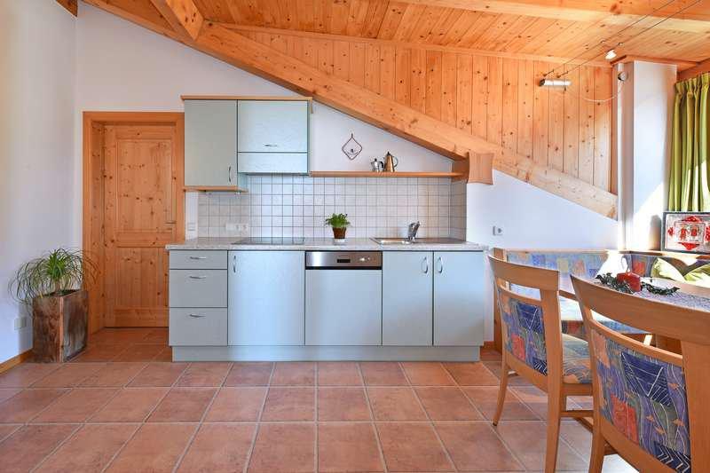 Ferienwohnung Lilie Küche