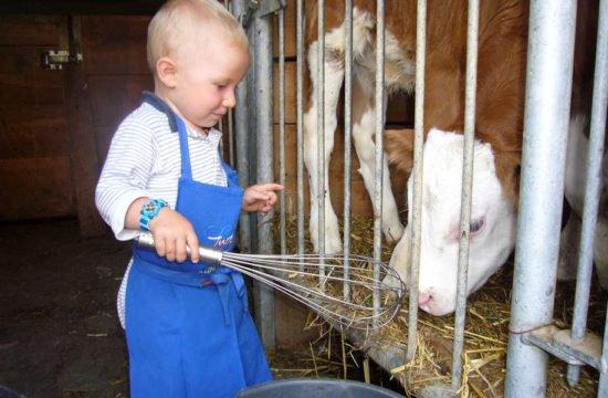 Urlaub am Bauernhof Frühstück hofeigene Produkte Südtirol(3)