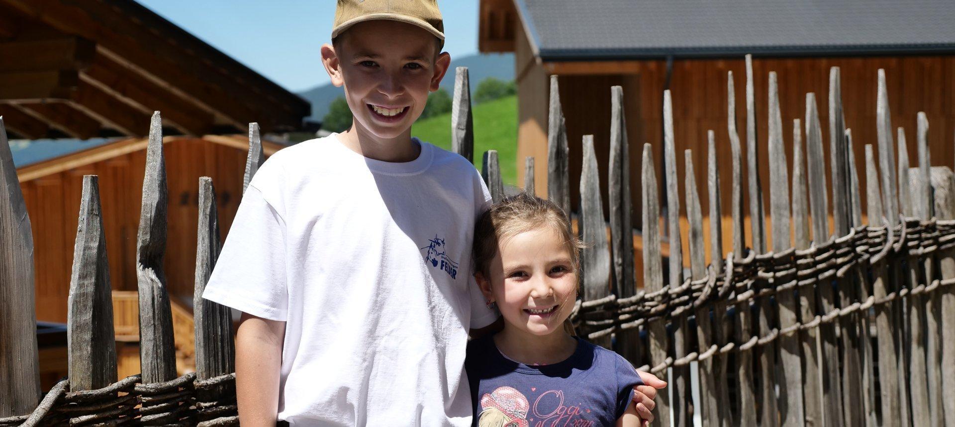 Urlaub auf dem Bauernhof mit Kindern