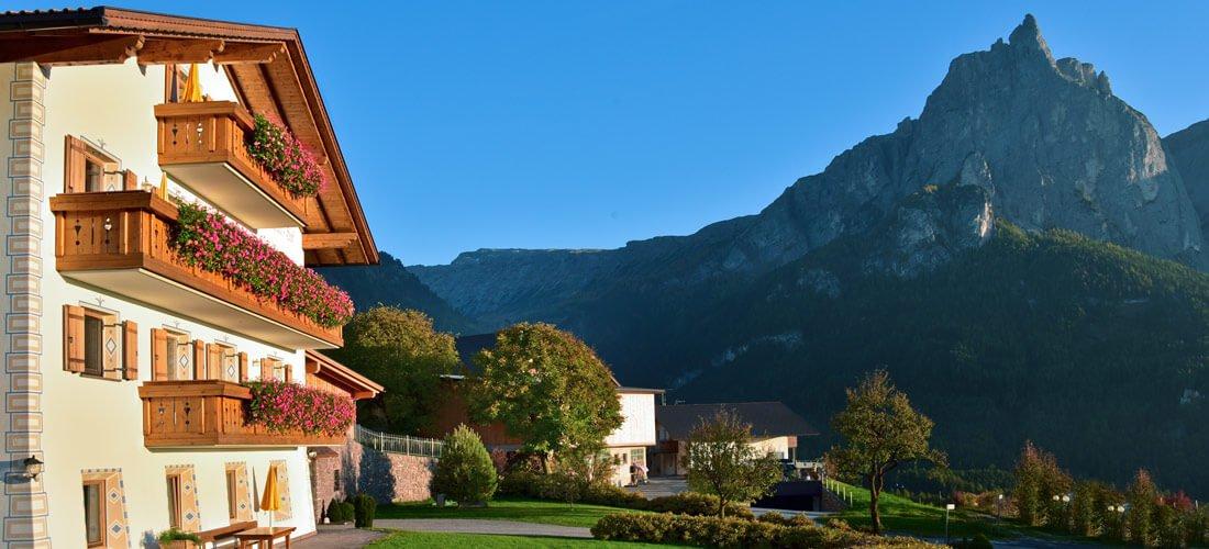 Urlaub in Kastelruth - Seiser Alm / Dolomiten