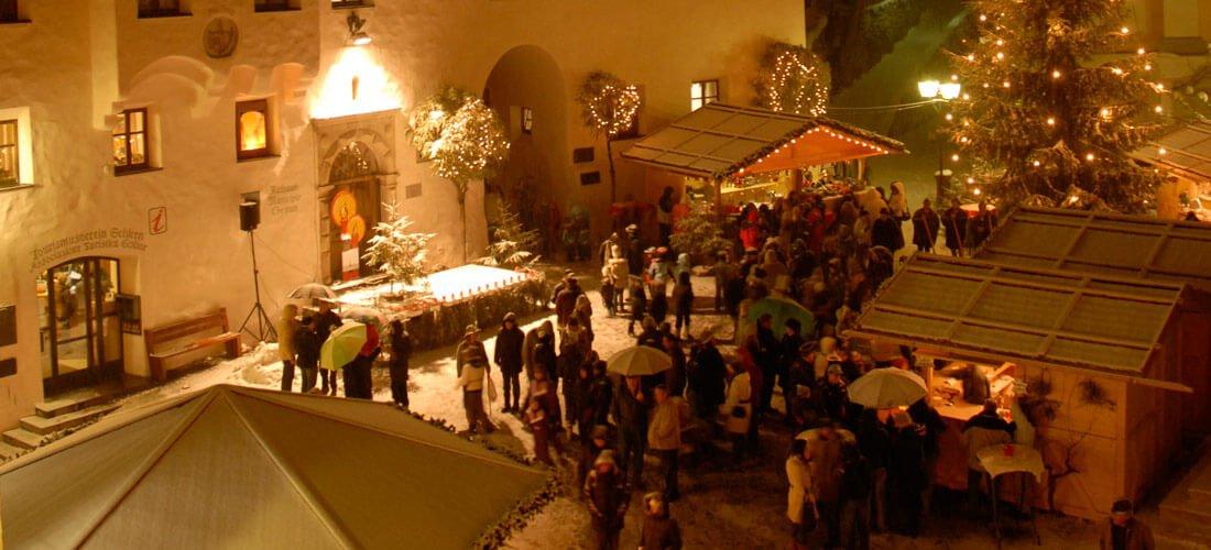 Mercatino di Natale a Castelrotto